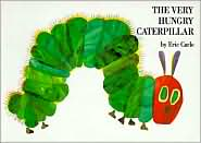 The Very Hungry Caterpillar by Eric Carle: Book Cover