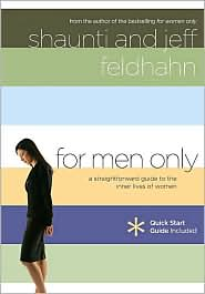 For Men Only by Jeff Feldhahn: Book Cover