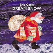 Dream Snow by Eric Carle: Book Cover