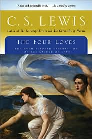 The Four Loves by C.S. Lewis: Book Cover