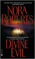Divine Evil by Nora Roberts: Book Cover