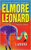 LaBrava by Elmore Leonard: Book Cover