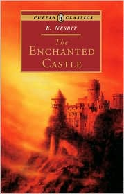 Enchanted Castle by E. Nesbit: Book Cover