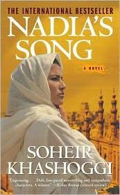Nadia's Song by Soheir Khashoggi: Book Cover