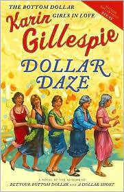 Dollar Daze by Karin Gillespie: Book Cover