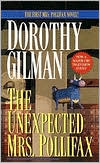 The Unexpected Mrs. Pollifax by Dorothy Gilman: Book Cover