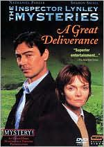 The Inspector Lynley Mysteries: A Great Deliverance starring Nathaniel Parker: DVD Cover