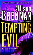 Tempting Evil by Allison Brennan: Book Cover