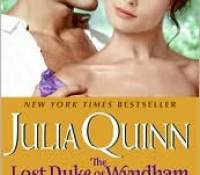 Book Watch: The Lost Duke of Wyndham by Julia Quinn