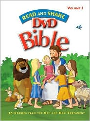 Read and Share DVD Bible - Volume 1 by Gwen Ellis: DVD Cover