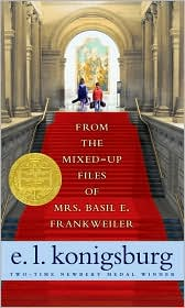 From the Mixed Up Files of Mrs. Basil E. Frankweiler