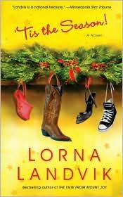 'Tis The Season by Lorna Landvik: Book Cover