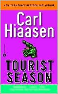 Tourist Season by Carl Hiaasen: Book Cover