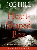 Heart-Shaped Box by Joe Hill: Audio Book Cover
