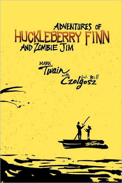 Huck Fin and Zombie Jim