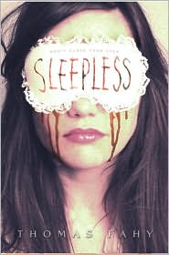 Sleepless by Thomas Fahy: Book Cover