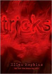 Tricks by Ellen Hopkins: Book Cover
