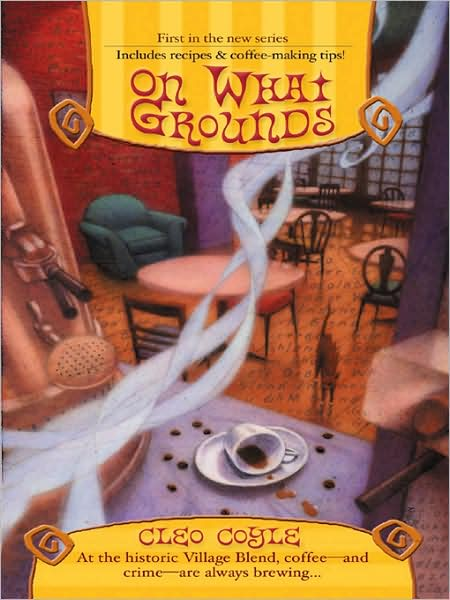 Coffeehouse mystery
