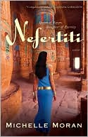 Nefertiti by Michelle Moran: Book Cover