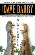 Big Trouble by Dave Barry: Book Cover