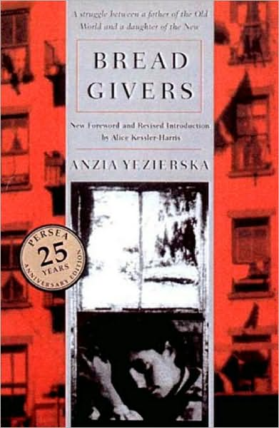 book cover for Bread Givers