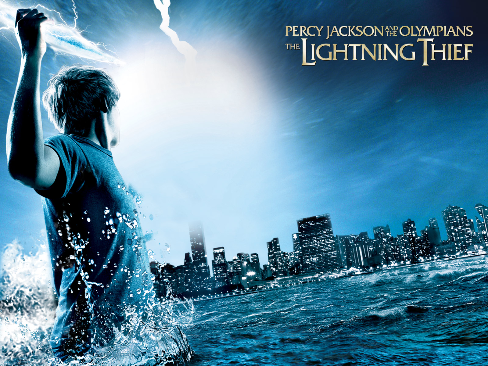 Percy jackson and the olympians the lightning thief 2010 52in14 the film focuses as you may have guessed on the eponymous percy jackson logan lerman a teenage boy with adhd and dyslexia who coasts through school izmirmasajfo