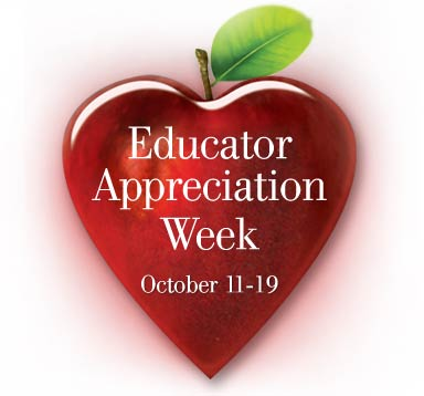 Barnes and Noble logo for Educator Appreciation Week 2008