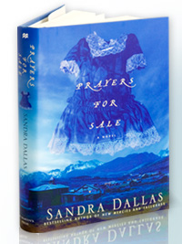 Book Cover Image. Title: Prayers for Sale, Author: Sandra Dallas