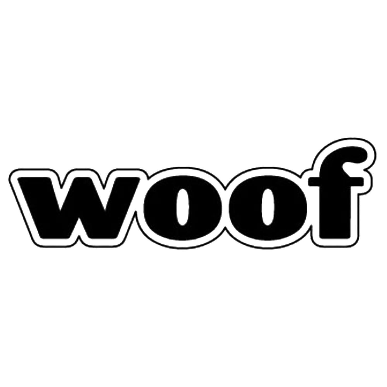 Word Dog Magnet