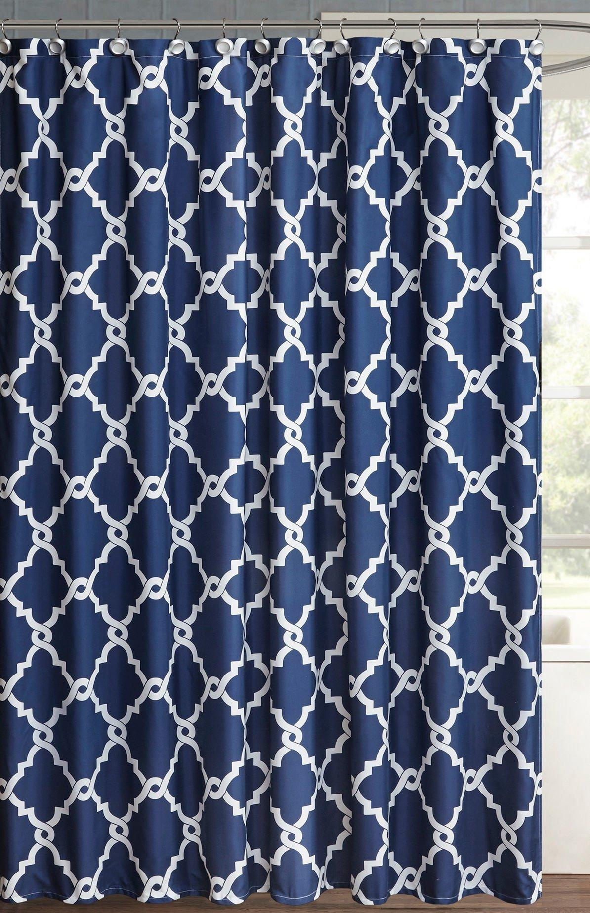 madison park tangiers blue shower