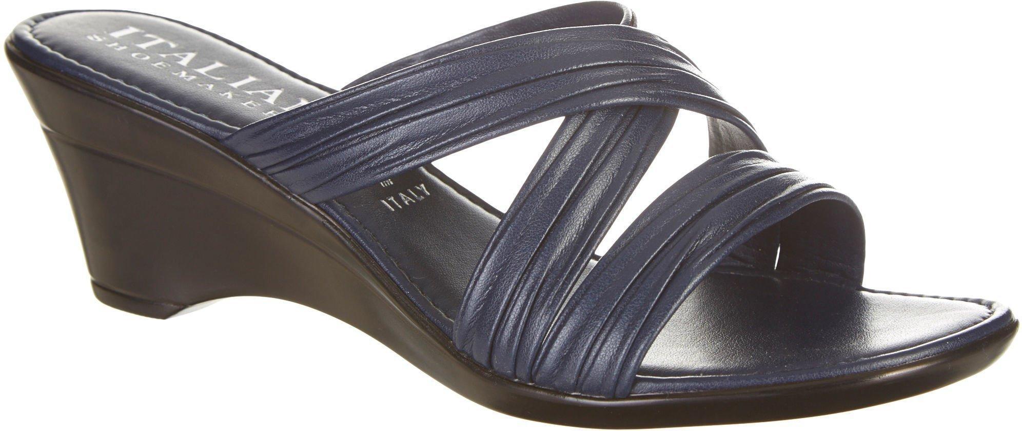 Italian Shoemakers Womens Cruise Wedge Sandals Bealls