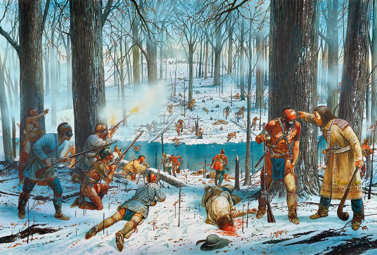 Fighting The French Amp Indian War On The Tabletop The