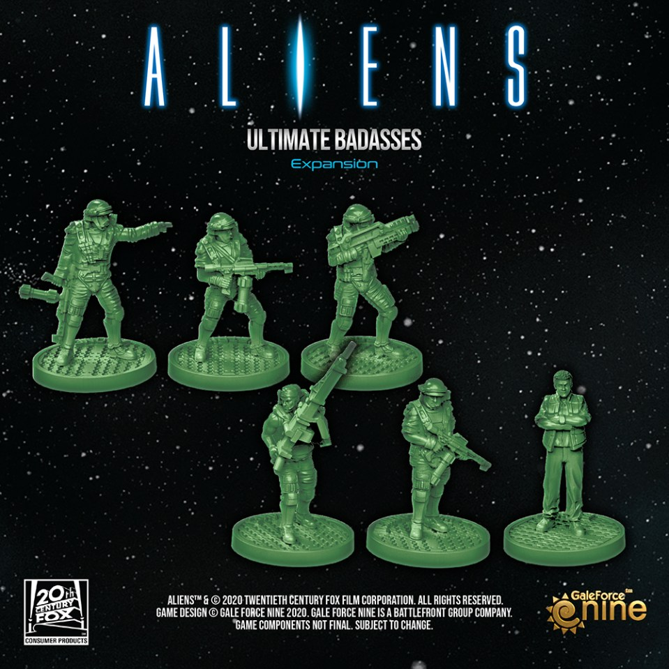 Aliens Expansion Marines