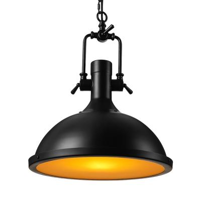 industrial style 1 light pendant 12 15 wide indoor led pendant commercial lighting fixture