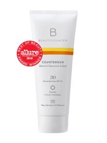 Sunscreen Beauty Counter