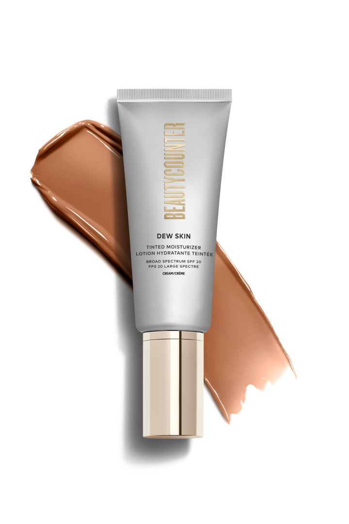 Beautycounter dew skin tinted moistrurizer