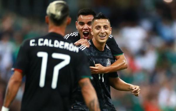 Mexico Beat Panama, 3-1, As El Tri Stay Perfect In CONCACAF Nations League