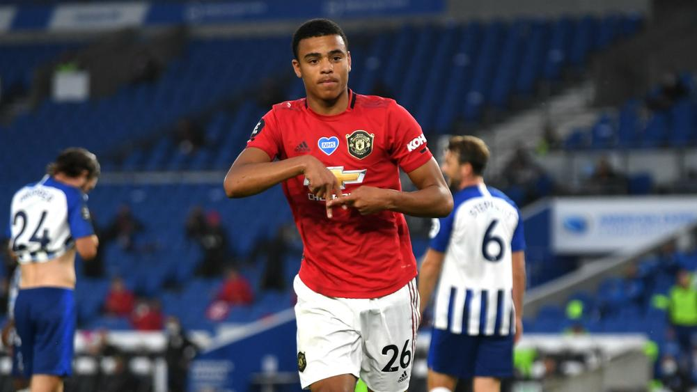 Solskjaer excited by Man Utd's 'special kid' Greenwood