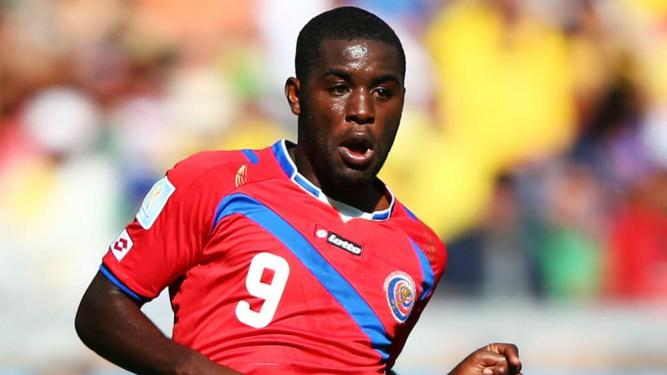 Image result for joel campbell northern ireland