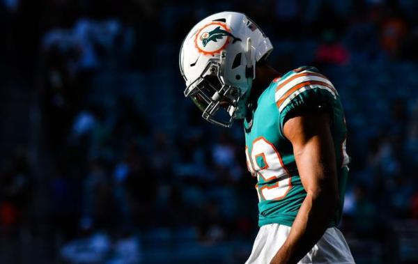 Dolphins Trade Fitzpatrick To Steelers For Picks