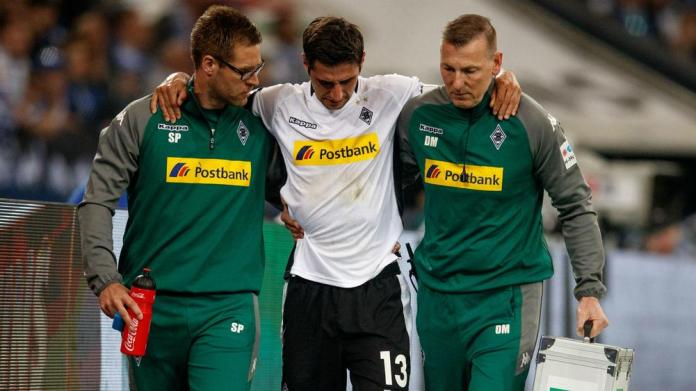 Image result for hd images of Lars Stindl (Germany) injury