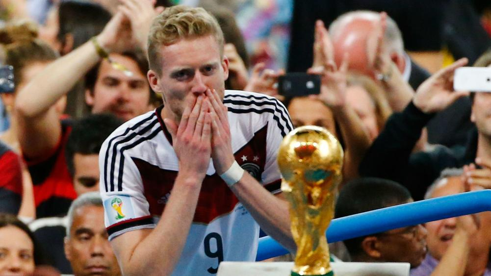 2014 World Cup Winner Andre Schurrle Retires at 29