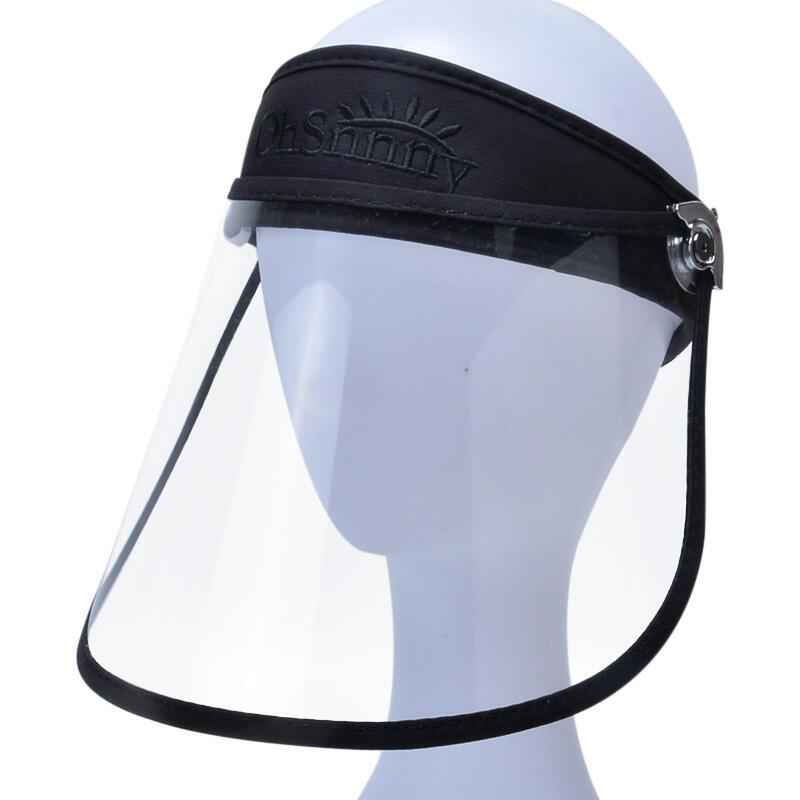 Windproof Splash-Proof Face Shield