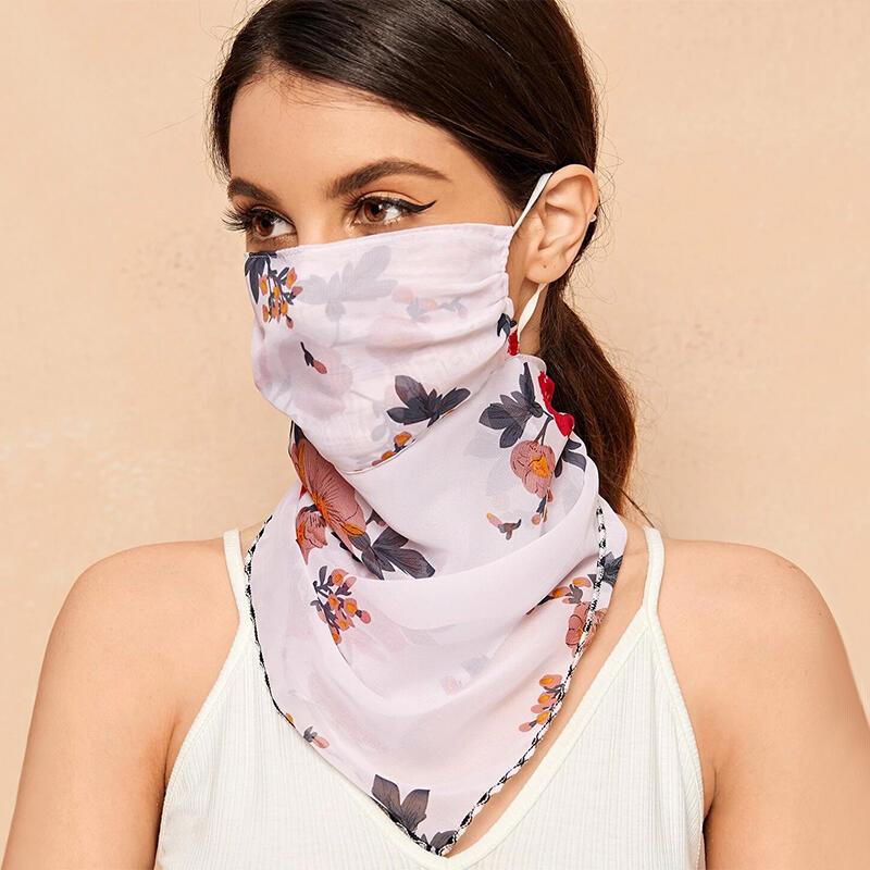 Anti-UV Scarf Magic Neck Gaiter Face Mask