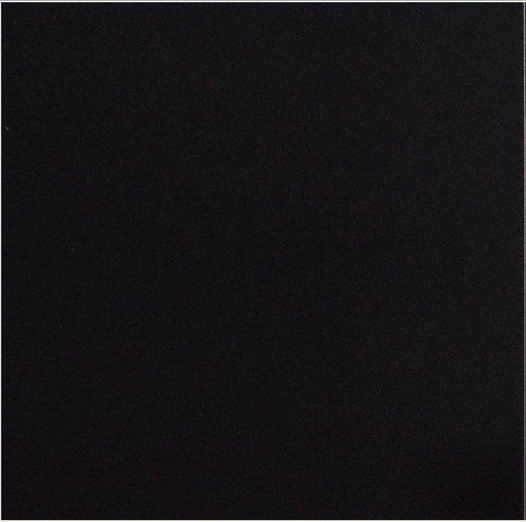 pro matte black floor tile 8x8