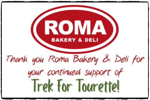 Tourette Canada Message to Roma