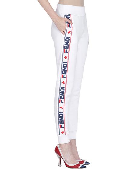 Fendi Mania Track Pants $490