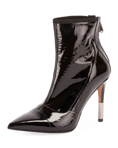 Blair Patent Leather 95mm Bootie