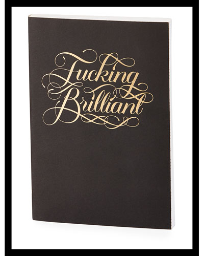 F*ing Brilliant Journal