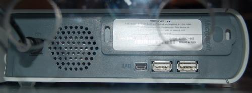 Prototype HD DVD Add-on
